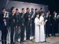 تأبين السيد الوداعي | انشودة رثائية |  فرقة نور الزهراء - Arabic