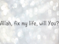 Allah, Fix My Life, Will You? | Agha Alireza Panahian Farsi sub English