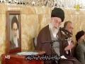 افغانی شہداء کے خانوادوں سے  رہبرمعظم کی ملاقات - [Farsi Sub Urdu]