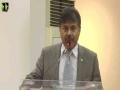 [Mehfil-E-Mushaira] Topic : فلسطین فلسطینیوں کا وطن | Speech - Senator Dr Abdul Qayyum Soomro - Urdu