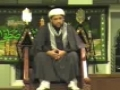 Justice and Injustice in Islam - Maulana Baig - Muharram 1430 - Majlis 2 - English