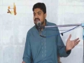 [Ramzan Lecture] Dr Mudasir - انسانی صحت، غذا اور افطار - Urdu