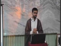 [Ramzan Lecture # 1/6]- Aqaid Course | Topic: Khuda Shinasi By Aga Kazim Bhojani - Urdu