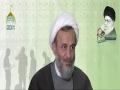 Satan VS Realism | Shaykh Alireza Panahian | Farsi sub English