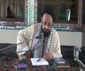 [01 Lecture] Organized Life | H.I Sadiq Raza Taqvi - Urdu