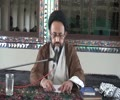 [02 Lecture] Organized Life   H.I Sadiq Raza Taqvi - Urdu