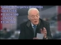 Tony Benn TELLS OFF THE BBC - 24Jan09 - English