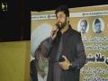 [Ahtejaji Alamatee Dharna 22 July 2016] Speech Ali Hussain Naqvi - Urdu