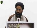 Seminar - Imam Raza (as)  - H.I. Moulana Kazim Abbas - Urdu