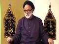 [Muharram 1438/2016] Majlis No. 7- Maqsad e Azadari - H.I Maulana Mohammad Askari - Urdu