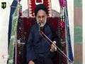 [02] Topic: Yahood-e-Madina ke Dastaan-e-Ebrat | H.I Molana Hasan Zafar Naqvi - Muharram 1438/2016 - Urdu