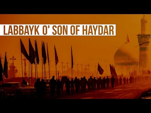 Labbayk O\\' Son of Haydar | Meysam Motiee | Farsi sub English