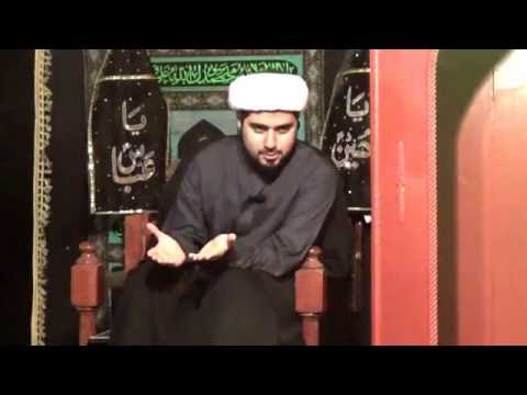 Sh. Mahdi Rastani 2nd Muharram 1438/2016 - English
