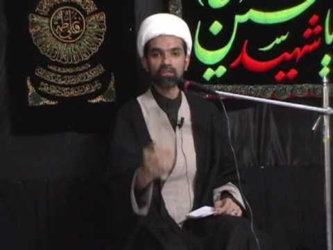 [07-Majlis 6th Muharram 1438H] Maulana Mehdi Abbas | Topic: اسلام سے اسلام تک - Urdu