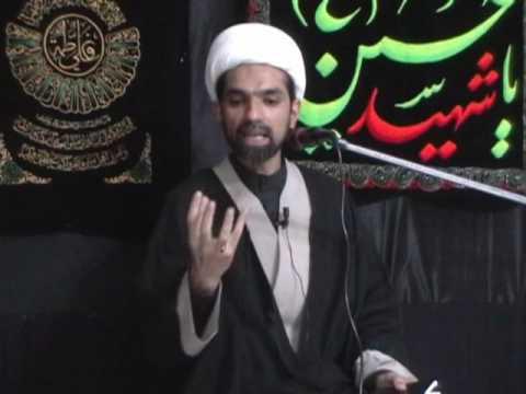 [09-Majlis 8th Muharram 1438H] Maulana Mehdi Abbas | Topic: اسلام سے اسلام تک - Urdu