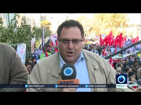 [03 November 2016] Iranians mark Student Day on 37th anniv. of U.S embassy takeover | Press TV English