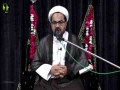 [02] Topic: Siraat-e-Mustaqeem Qurani Ayaat ke Roshni May | Moulana Muhammad Raza Dawoodani - Safar 1438/2016 - Urdu