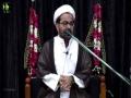[06] Topic: Siraat-e-Mustaqeem Qurani Ayaat ke Roshni May | Moulana Muhammad Raza Dawoodani - Safar 1438/2016 - Urdu