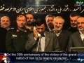 President Ahmadinejad congratulates Iran - Persian sub English