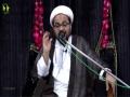 [08] Topic: Siraat-e-Mustaqeem Qurani Ayaat ke Roshni May | Moulana Muhammad Raza Dawoodani - Safar 1438/2016 - Urdu