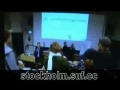 ISRAELI AMBASSADOR GETS THE SHOE IN SWEDEN - 04Feb09