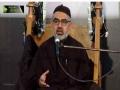 [08] عبادات میں لذّت و مزّہ کیسے آئے؟ | H.I Ali Murtaza Zaidi - 1438/2016 - Urdu