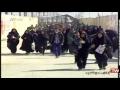 37 - پیاده روی اربعین بدرقه زوار- آبادان - مرز شلمچه - Farsi