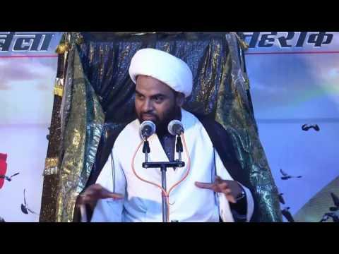Imam aake rasool e khuda ki tarah adl ki hukoomat qaayam karenge aur zulm ko khatm karenge - Urdu