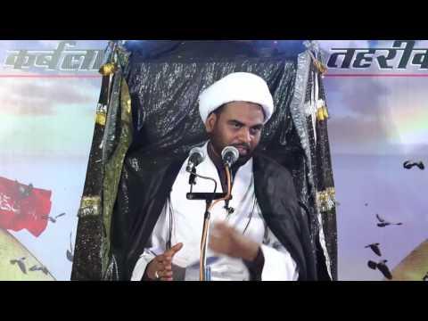 deen kaamil hoke aaya hai - Maulana Akhtar Abbas Jaun - Urdu