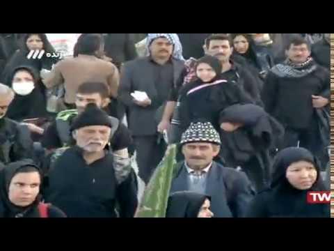 48 - پیاده روی اربعین خوزستان - پایانه مرزی چذابه - Farsi
