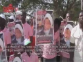 Protest in Abuja, Nigeria on killing of 102 Shia Muslims by Government Forces - English