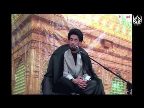 Moulana Syed Abazar Wahedi - Safar 11, 1438 - November 11, 2016 IEC Houston USA Farsi