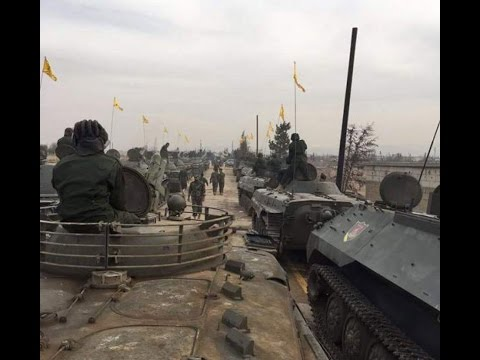 How did Hezbollah acquire US tanks which it paraded in big military display in Syria? - English Subs