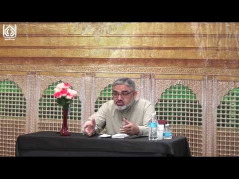 Zavia - Comparative Analysis of Current Affairs by Maulana Syed Ali Murtaza Zaidi Nov. 2016 IEC Houston USA, Urdu