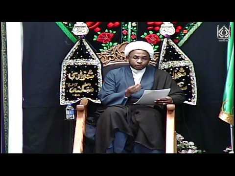 [3] Sheikh Usama Abdulghani Safar 1438 - November 27, 2016, IEC Houston, USA English