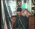 2nd Majlis Moharram 1436 Hijari 2014 By Molana Noor Ain Haider Rizvi of India at Jamia Al-Sadiq as G-9/2 Islamabad - Urd