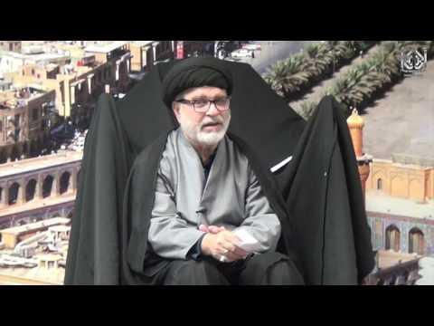 [4] Maulana Ehtesham Abbas - Rabi\\\'al Awal 1438 AH - December 4, 2016 IEC Houston, USA   Urdu