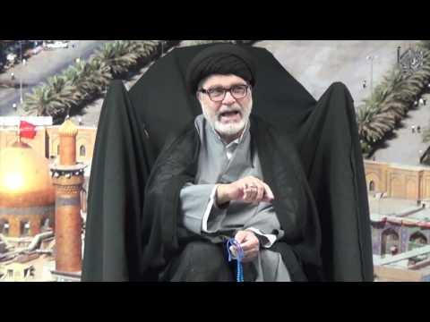 Maulana Ehtesham Abbas - Rabi\'al Awal 1438 AH - December 2, 2016  IEC Houston USA, Urdu