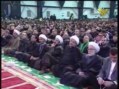 مقطع للسيد حسن نصر الله مؤثر ومفيد - Arabic
