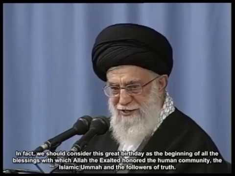 Ayatollah Khamenei: The Month of Rabi al Awwal is the Spring of Life - Farsi sub English