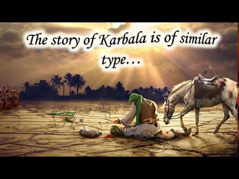 8th Muharram 2016 - Notes of the lecture 9 of Agha Abid Hussain