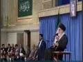 إيران تخوض معركة مصيرية لابد منها - الإمام الخامنئي - Farsi sub Arabic