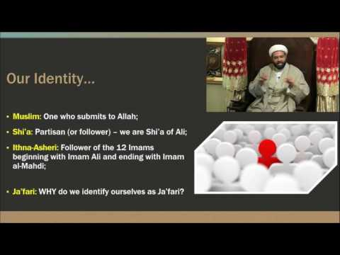 Topic: Imam as-Sadiq and his Advice to the Youth By Shaykh Saleem Bhimji - English