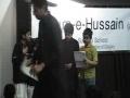 Hussain Day - Noha  Mairay Nana Nabi   by Junior Students - Urdu