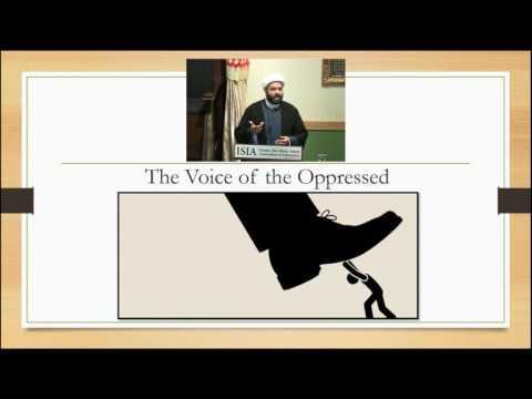 Q&A Session on Islamic Topics - 2 - Making DUAS against someone - English