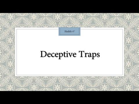 Deceptive Traps - English