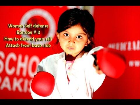 Women Self defense Episode 3 - Urdu