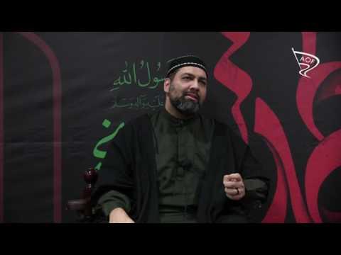 [01] The Tragedy Of The Human Race | Syed Asad Jafri | Fatimiyya 1438 2017 - English