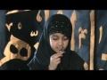 Children Majlis - Zainabia MI 2009 - Speech - Aelia - English