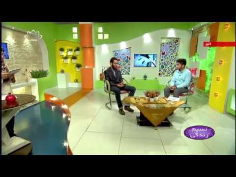 [ تیزابیت اور مفید غذائیں  [ نسیم زندگی - SaharTv Urdu